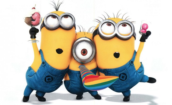 Launch Day POS, Merchandising & Stock Replenishment For Despicable Me 2 Film Launch