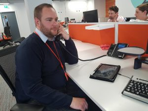 A day in the life of General Merchandising Account Manager Pete Jones