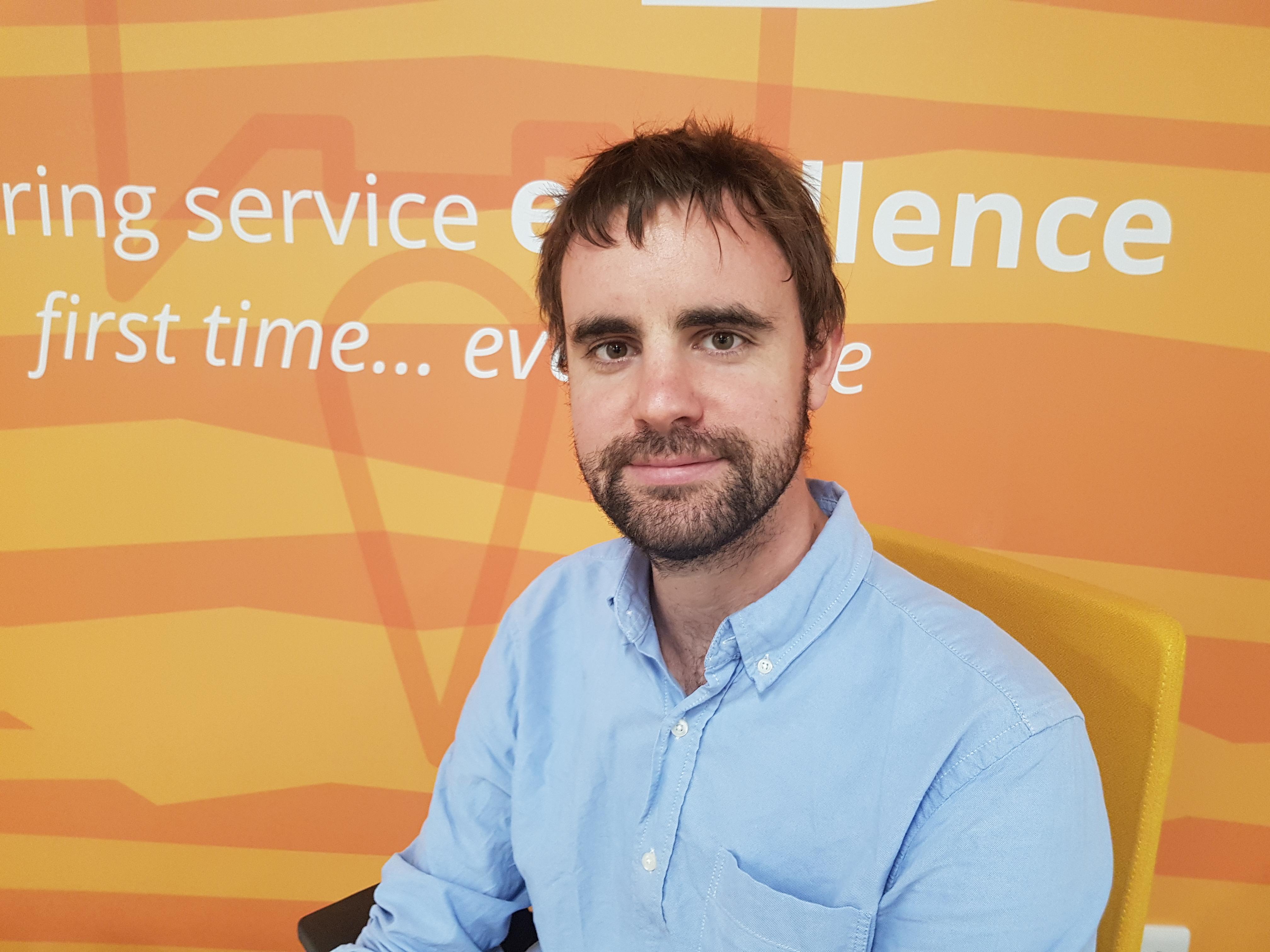 Joe Ledbury - Career Progression at eXPD8