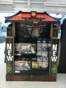 Field Merchandising Company Launches The LEGO Ninjago Movie Videogame, Wonder Woman and Middle-Earth Shadow Of War