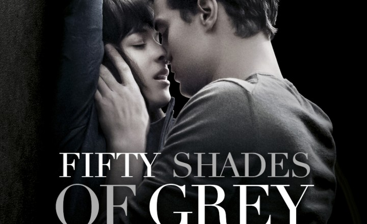 Retail POS Display for Film Launch – Fifty Shades Of Grey
