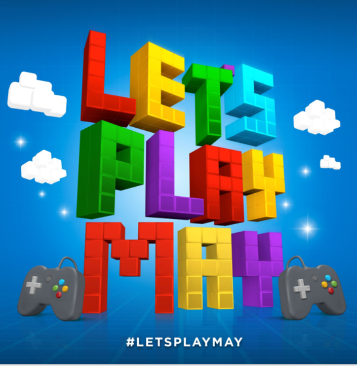 eXPD8 support #LetsPlayMay