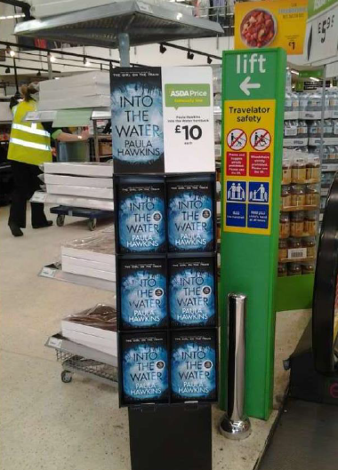 ASDA Ents Into The Water Book Launch