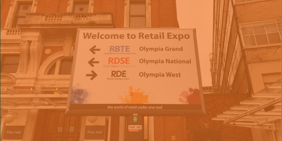 eXPD8 visit the Retail Design Expo 2018