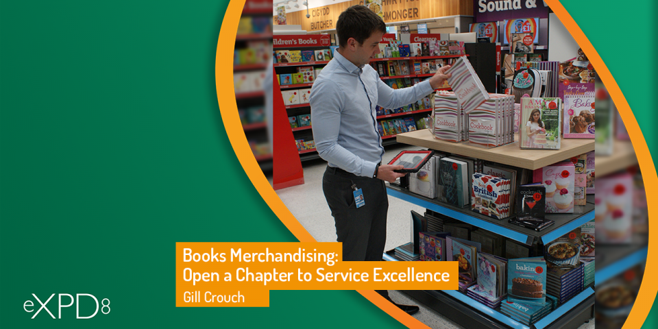 Books Merchandising: Open a Chapter to Service Excellence