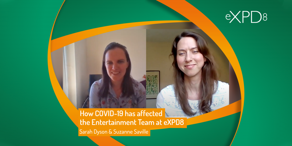 Vlog-How COVID-19 has affected the Entertainment Team at eXPD8