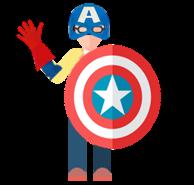 Captain America Merve
