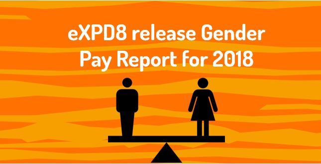 eXPD8 release Gender Pay Gap Report for 2018