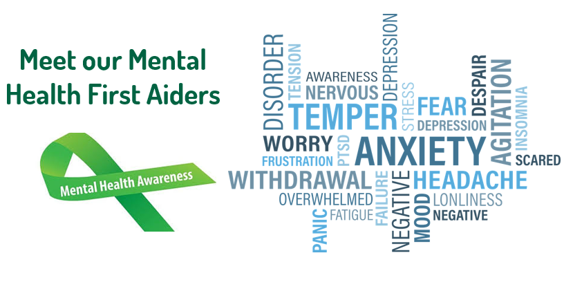 eXPD8's Mental Health First Aiders