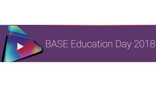 eXPD8 attend BASE Education Day 2018