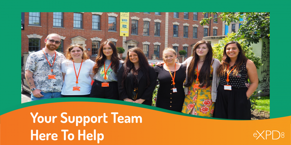 Your Support Team Here To Help