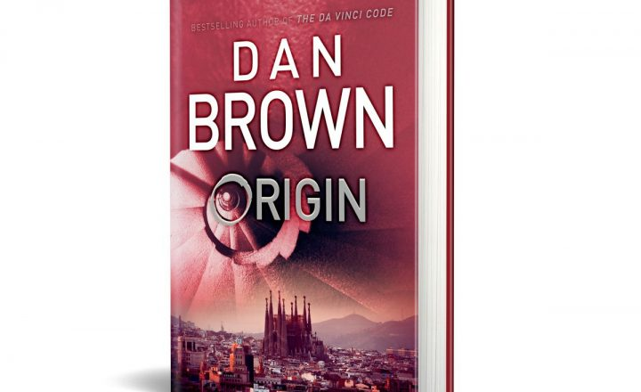 Merchandising for Sainsbury's for Launch of Dan Brown's Origin