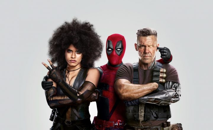 The super-duper Home Entertainment release of Deadpool 2