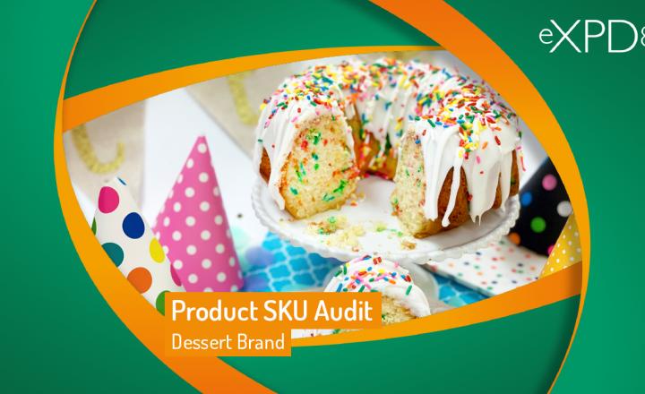Product SKU Audit for Dessert Brand