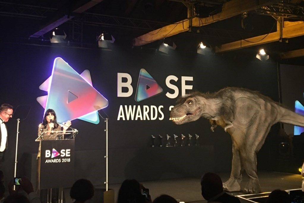 eXPD* attend the BASE Awards 2018