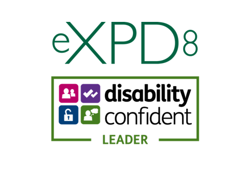 eXPD8 Disability Leader Image