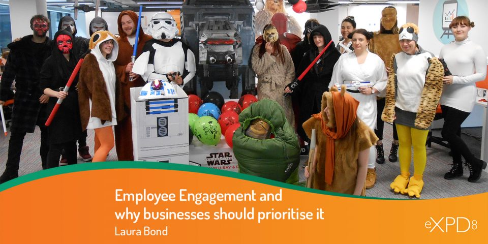 Employee Engagement and why businesses should prioritise it