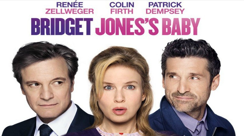 Bridget Jones's Baby launch day set up