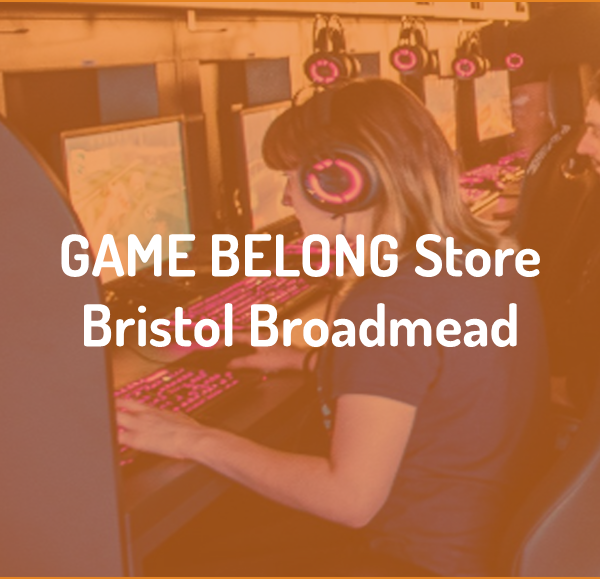 GAME BELONG Store Bristol Broadmead