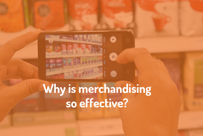 Why is merchandising effective