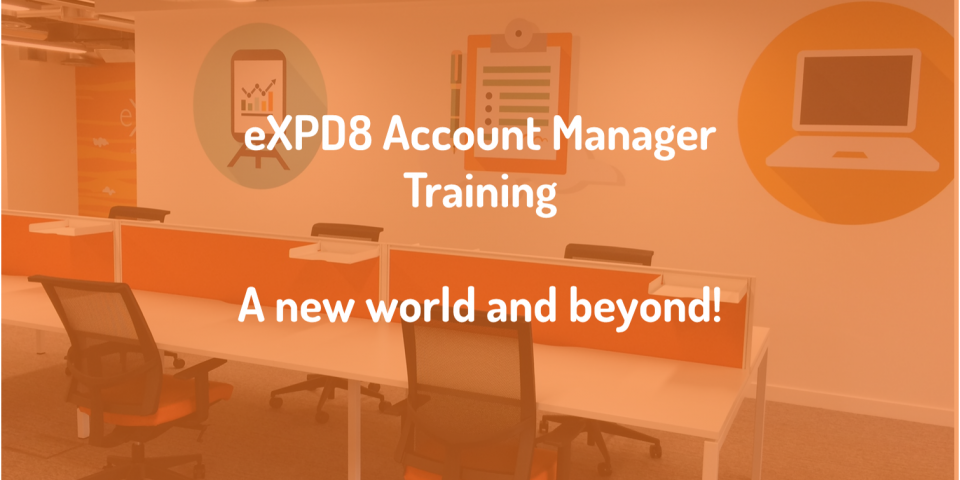 eXPD8 Account Manager Training