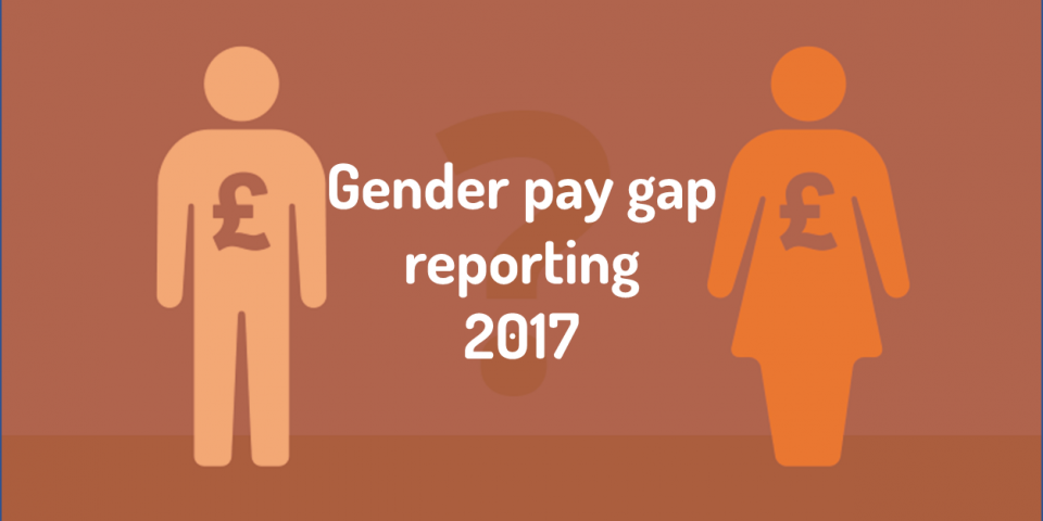Gender pay gap reporting eXPD8 Ltd 2017