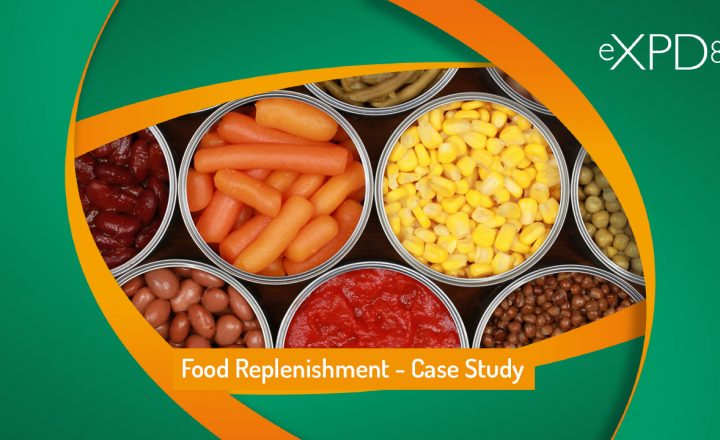 Food Replenishment Case Study