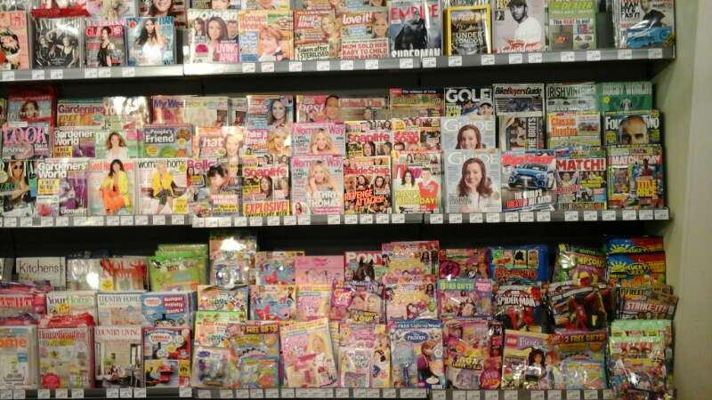 Day One Merchandising For Magazines & Newspapers