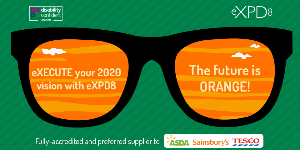 Field Merchandising in 2020? eXPD8 has Vision.