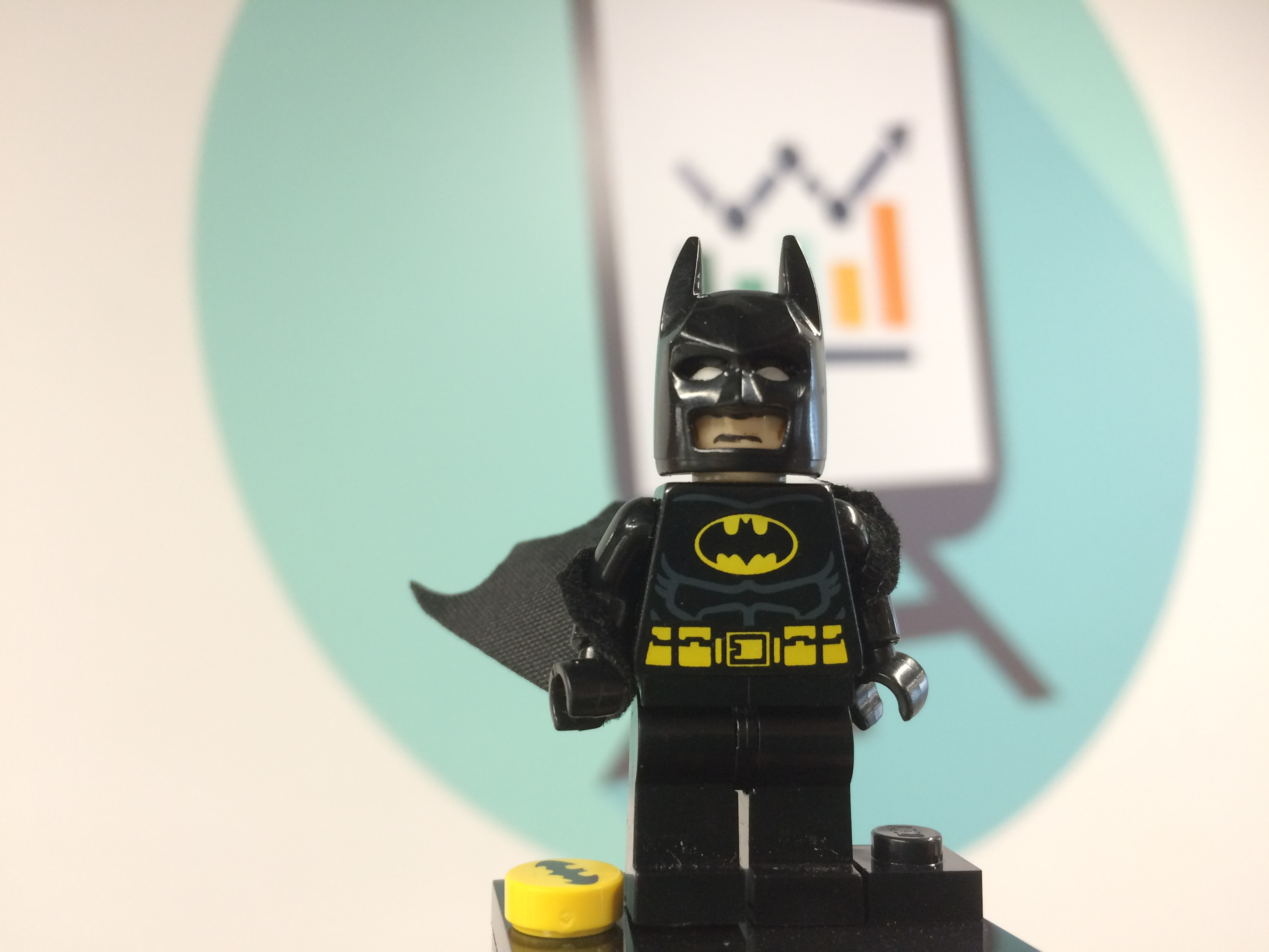 LEGO Batman meets eXPD8 Analytics