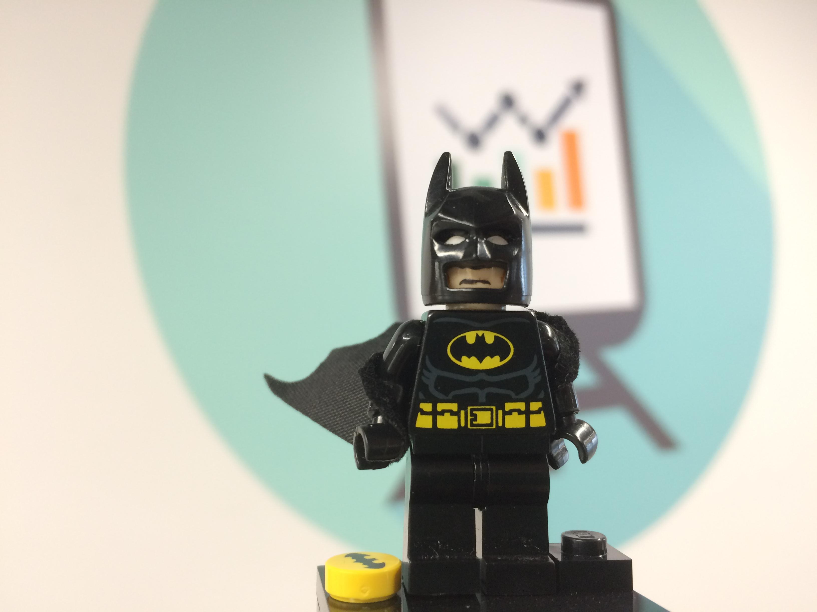 LEGO Batman meets eXPD8 Analytics