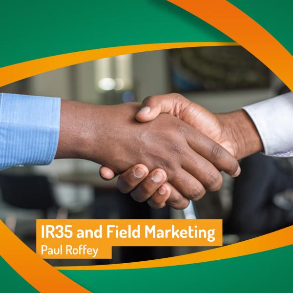 IR35 and Field Marketing