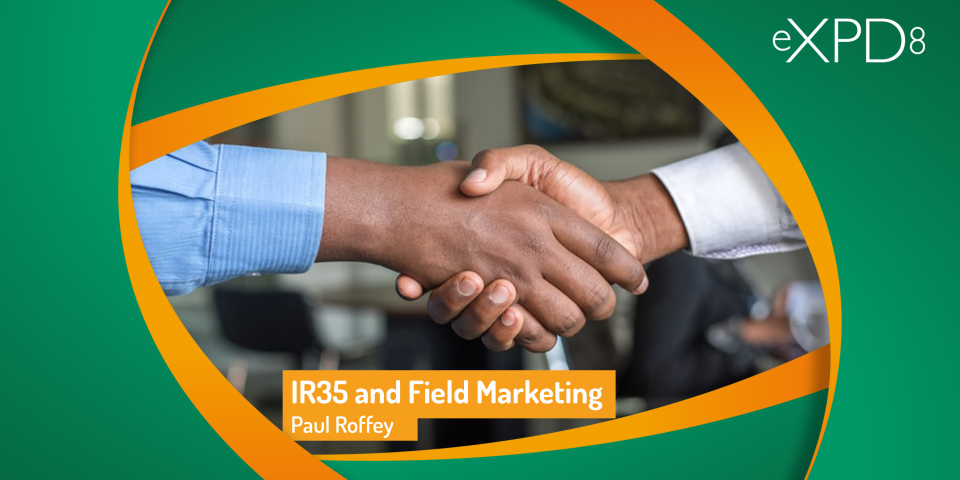 IR35 and Field Marketing