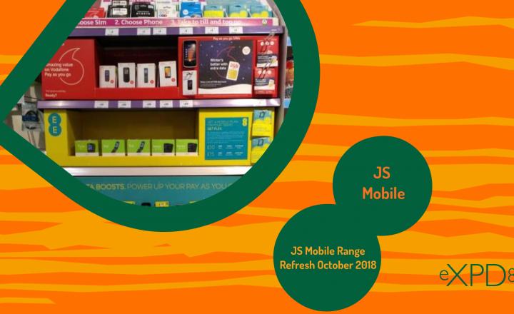 JS Mobile Range Refresh October 2018