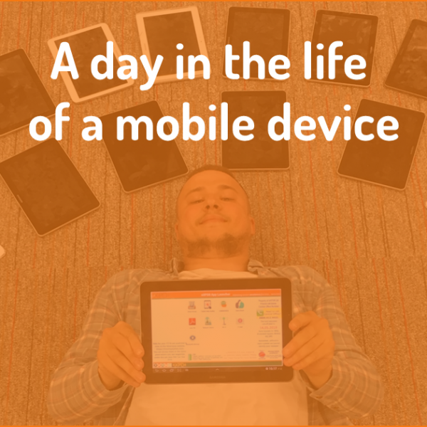 A Day In The Life Of A Mobile Device