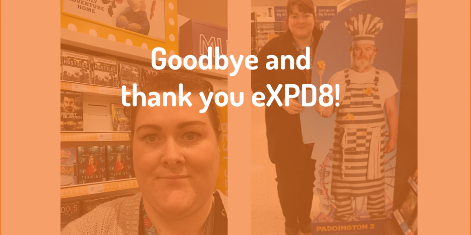 Thank you eXPD8