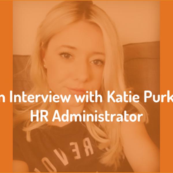 eXPD8 interviews Katie Purkis HR Administrator