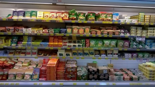 Ongoing Merchandising Services For Kerry Foods