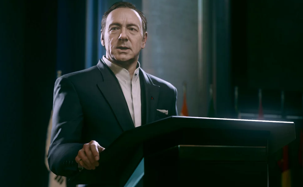 Kevin Spacey-Call of Duty-5 Crazy facts