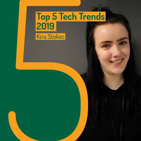 Top 5 Tech Trends