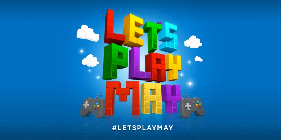 eXPD8 support Let's Play May