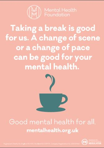 Mental Health Awareness Week stress coping