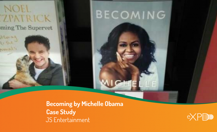 Becoming by Michelle Obama Case Study