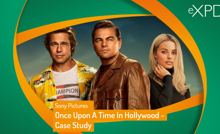 Once Upon A Time in Hollywood – Case Study