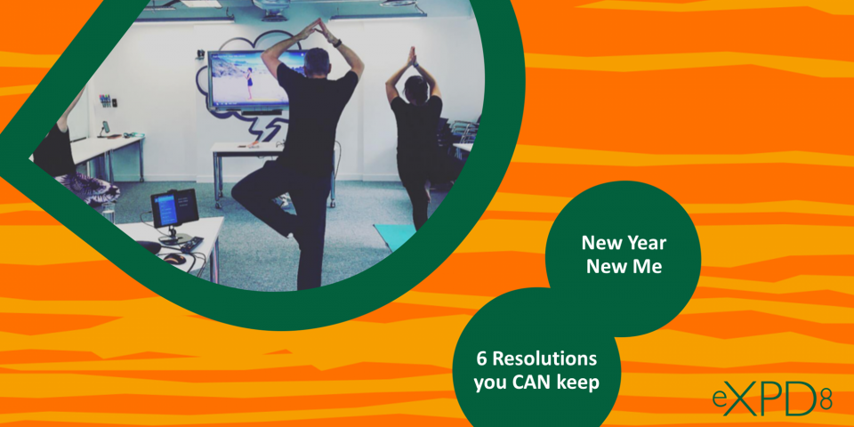 New Year, New Me? 6 resolutions you CAN keep