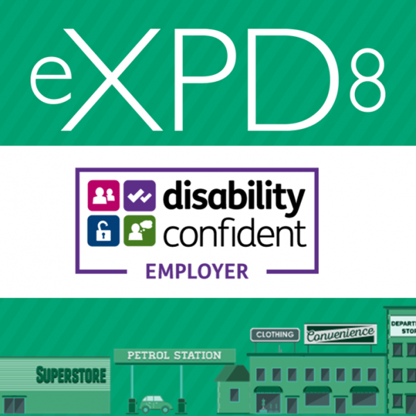 eXPD8 - Disability Confident Employer