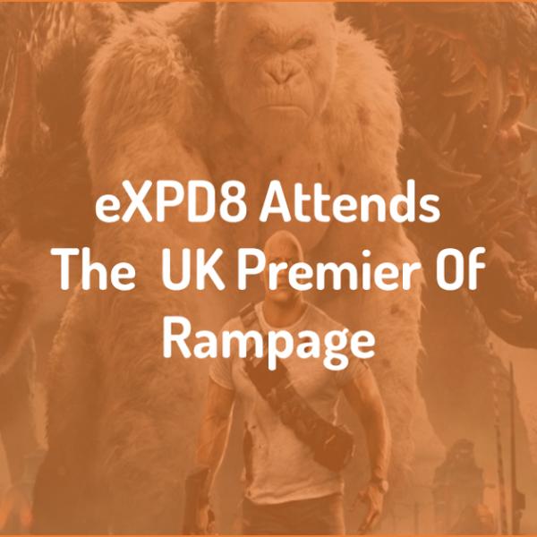 Big Meets Bigger – Rampage Premiere