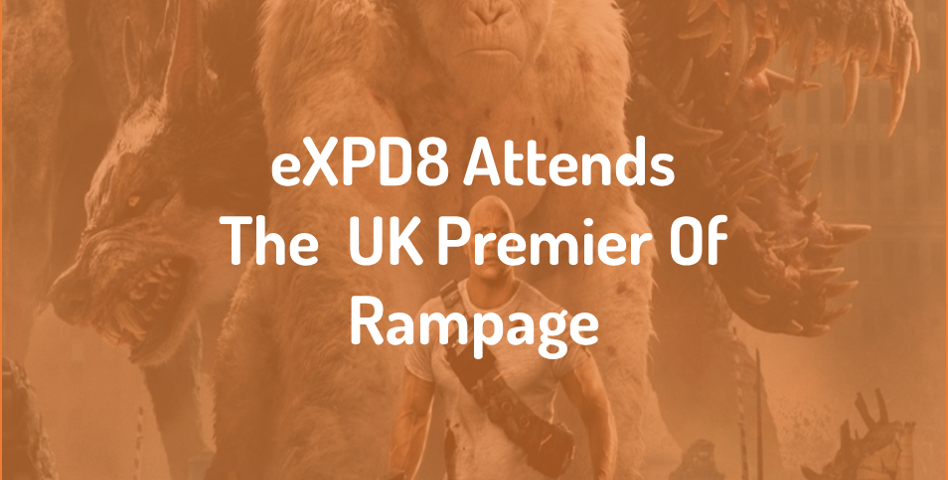 Big Meets Bigger – Rampage Premiere