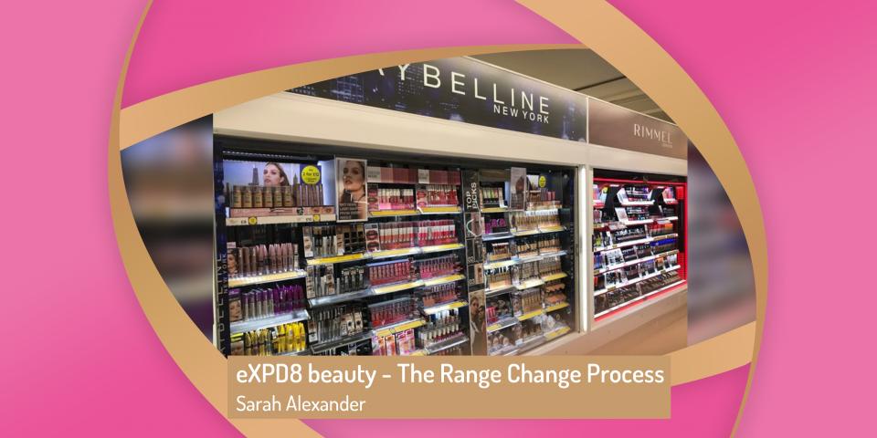 Sarah A Range Change Process