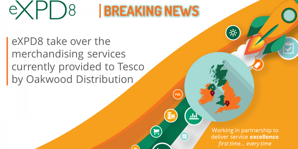 Oakwood Distribution merchandising services to be outsourced to eXPD8